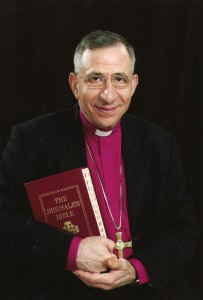 Bishop Munib A. Younan of the Evangelical Lutheran Church in Jordan and the Holy Land
