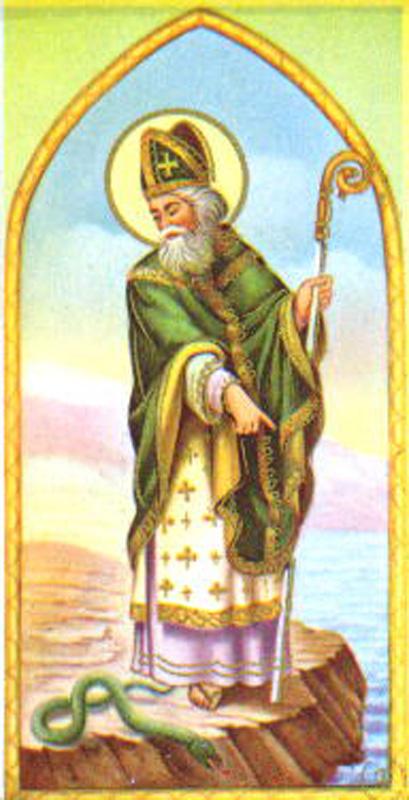 Metro Lutheran | The Real Saint Patrick