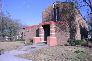 The property that now includes University Lutheran Chapel has been sold by the Minnesota South District, Lutheran Church--Missouri Synod, to Doran Development, LLC. Metro Luthran photo: Bob Hulteen