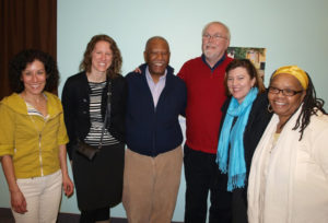 Members of Redeemer Lutheran Church (ELCA) in North  Minneapolis and Bethlehem Lutheran Church (ELCA) in South Minneapolis are working together through A Minnesota Without Poverty to offer new opportunities for individuals through micro-enterprise loans. Photo credit: Rod Maeker
