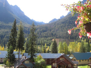 Holden Village is a well-known Lutheran retreat center near Chelan, Washington. It had been a mining camp until an entrepreneurial Lutheran named Wes Prieb convinced its donation for youth ministry.