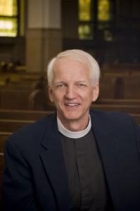 The Rev Peter Rogness, bishop of the St. Paul Area Synod